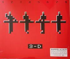 Kraftwerk, 3D, el catálogo 2 X Vinilo Lp