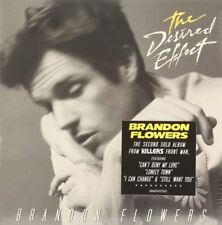 The Desired Effect  Brandon Flowers Vinyl Record