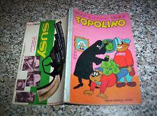 TOPOLINO LIBRETTO N.525 MONDADORI ORIGINALE 1965 DISNEY OTTIMO CON BOLLINO