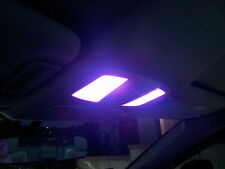 NEW 2 x Pink Purple LED T10 2825 168 158 5-SMD Wedge License Plate Light Bulbs