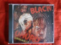 BLACK UHURU - SINSEMILLA. SEALED CD.