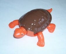 1 pc Wind Up Turtle Tortoise Plastic Crawl under water Great Kids Bathroom Toy