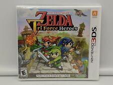 Nintendo 2DS 3DS | The Legend of Zelda: Tri Force Heroes | Brand New - SEALED