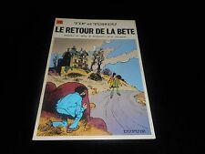 Will / Tillieux : Tif et Tondu 25 : Le retour de la bête EO Dupuis souple 1977
