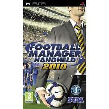 Videojuegos fútboles Football Manager de Sony