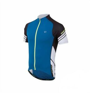 Pearl Izumi Elite Men's Size Large Short Sleeve Cycling Jersey Top