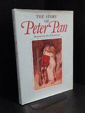 Peter Pan,J. M. Barrie, Daniel O'Connor, Alice B. Woodward
