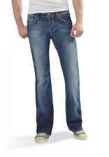 "LTB Herren Jeans ""Tinman"" Bootcut Dark Blue Used Wash neu"