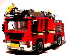 Lego Creator 6752 Fire Truck / Rescue 3in1 -komplett  +OBA +neuVP, Auto