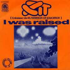 "XIT ""I WAS RAISED"" ORIG FR 1973 EX/EX LINCOLN STREET EXIT"