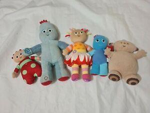 In The Night Garden Bundle iggle piggle makapaka talking soft toys