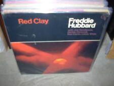 FREDDIE HUBBARD / HERBIE HANCOCK red clay ( jazz ) cti green labels RVG