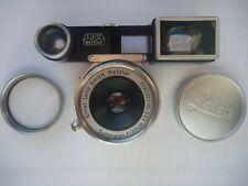Leitz/Leica Objektiv Summaron 3,5/3,5cm speziell für M3 Nr. 1360892