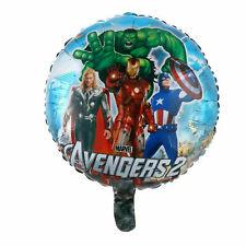 Spiderman Ironman Hulk Captain America Superman Superhero  Avenger Balloons