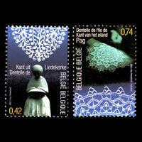 Belgium 2002 - Folklore & Mythology - Joint Issue with Croatia - Sc 1927/8 MNH