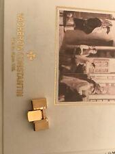 Vacheron Constantin Oversease Ladies Watch Link Yellow Gold