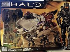 Halo PROWLER Complete 97004 Mega Bloks  Covenant Brute Mauler Spiker Plasma 2010