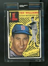 Topps Project 2020 Ted Williams by Joshua Vides #246 In Hand PR Only 2,150! 6