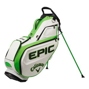 Callaway Epic Staff Stand Golf Bag Single Strap - New 2021