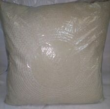 """New  Design Accents 18""""x18"""" Pillow Cover - Circle Of Beads ID1261 IV18"""