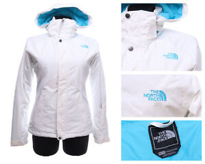 THE NORTH FACE White Ski Winter Snow Jacket Size XS