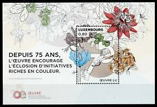 Luxembourg Military Stamps 2019 MNH WWII WW2 Grand Duchess Charlotte 1v M/S