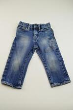 TODDLER BABY GAP PLAYDATE STRAIGHT JEANS - size 2 years 99% COTTON 1% SPANDEX