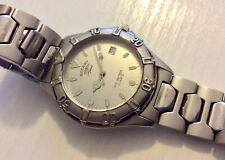 Gents Steel Rotary Sport 200 Metres Quartz Wristwatch - Used
