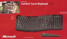 Microsoft Comfort Curve Keyboard 3000 ita