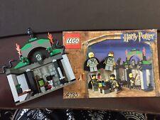 Lego Harry Potter Set 4735 Chamber of Secrets  Slytherin Malfoy
