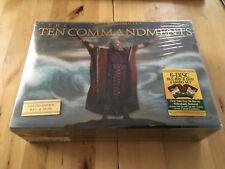 THE TEN COMMANDMENTS (Blu-ray Disc, 2013, 6-Disc Set, Ultimate Collectors Ed.)