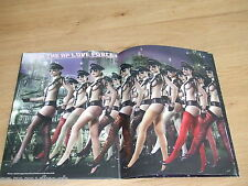 AGENT PROVOCATEUR A4 THE NEW WORLD ORDER PART 1 MISSION TO EARTH PROMOTIONAL MAG