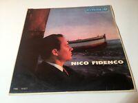 DISCO VINILE LP 33 NICO FIDENCO RCA VICTOR PML 10301 POP 1961