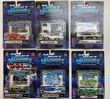 Military Muscle Machines LOT '42 Jeep Military, 54 NASH, 68 HEMI DART AND MORE