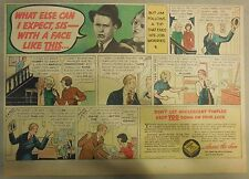 Fleischmann's Yeast Ad: What Else Can I Expect With This Face Pimples ! 1930's