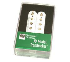 Seymour Duncan TB-4 JB White Trembucker Bridge Pickup 11103-13-W
