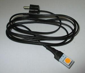 Kahlert - LED-Beleuchtung 3,5 Volt, Licht für Puppenhaus oder Krippen *NEU/OVP*
