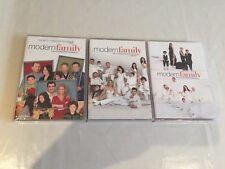 Modern Family Season 1-3 - NTSC from US (not UK Pal)