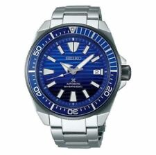 Brand New Seiko Prospex Save The Ocean Special Edt Blue Divers Mens Watch SRPC93