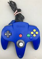 Nintendo 64 (NUS-005) Controller - Blue - Fast Ship - B41