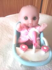 Lots To Love Babies Lil' Cutsies Berenguer Jc Toy Tub With Baby Doll