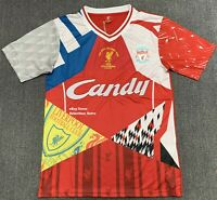 Liverpool Special Edition Retro Football Shirt 2021 Large L