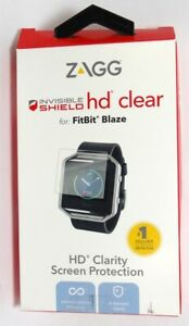 ZAGG - InvisibleShield HD Clear Screen Protector for Fitbit Blaze