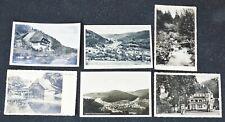 Konvolut AK Postkarte Feldpost | WW2 | ca. 1942 Unterreichenbach Schwarzwald