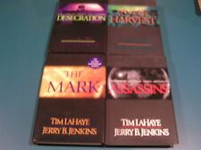 LEFT BEHIND SERIES - TIM LAHAYE & JERRY B. JENKINS - MIXED  LOT OF 7