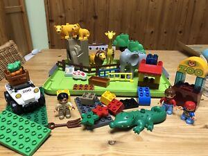 Lego Duplo Zoo 5634