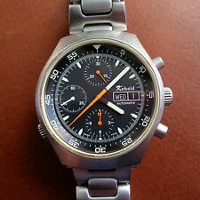 Kobold Limits A Chronograph #056 w/Kobold Prototype Bracelet,Divers All SS Case