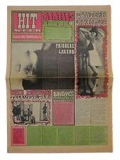 HITWEEK Magazine April 20 1967 Mama's & the Papa's Sam & Dave