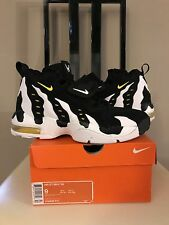 Nike Air DT Max '96 Deion Sanders Size 9 Black White Green Diamond Turf retro
