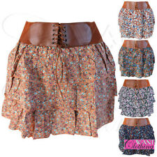Unbranded Cotton Party Regular Size Skirts for Women